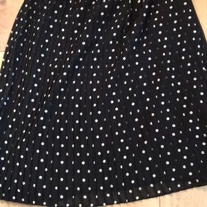 A New Day Pleated Skirt